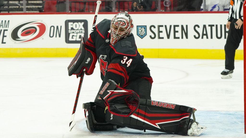 Petr Mrazek ersätter Frederik Andersen i Toronto.