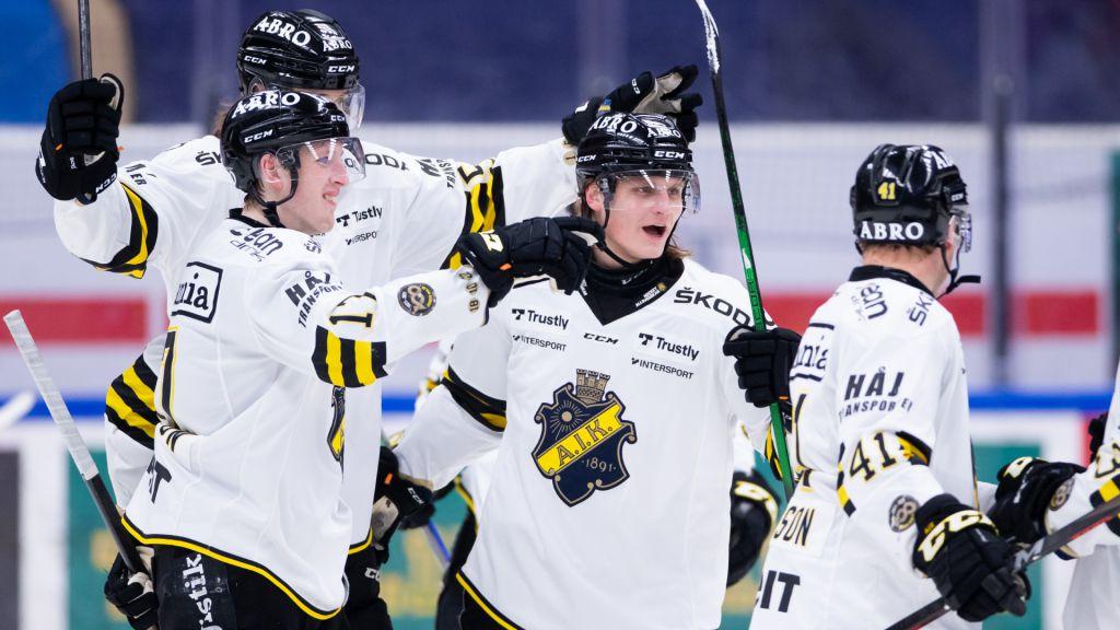 AIK:s fina form fortsätter – vinner mot Modo