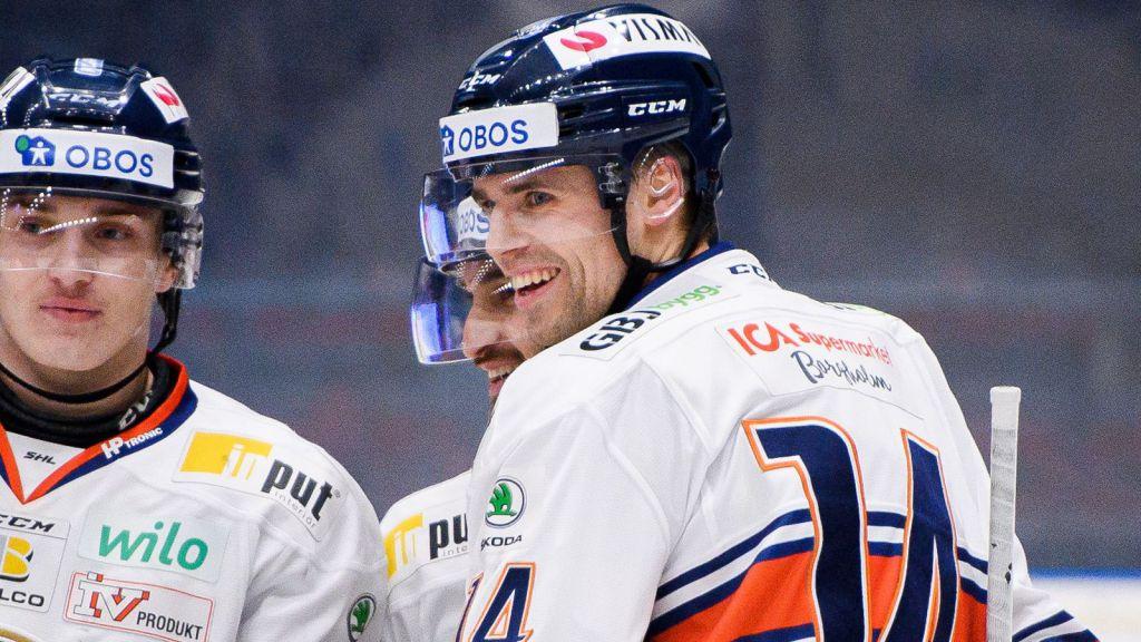 Emil Pettersson klar för KHL-spel