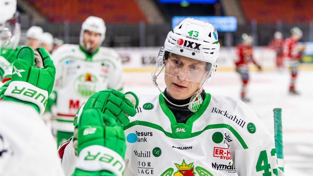 Efter säsongen i Rögle – återvänder hem till Finland