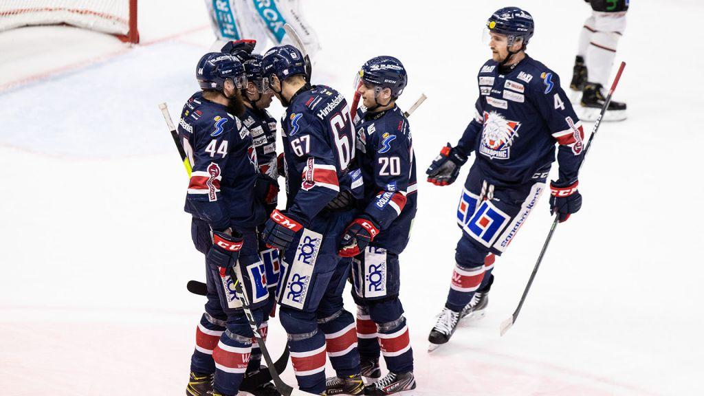 Linköping tog viktiga poäng.