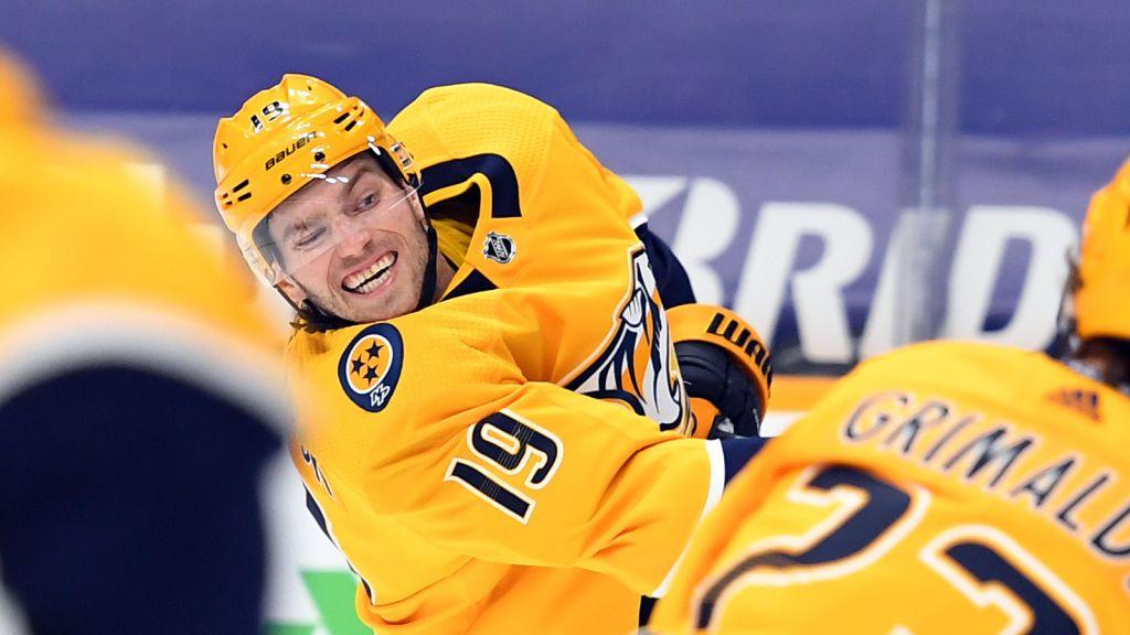 Calle Järnkrok firade 500 NHL-matcher – i avgörande roll