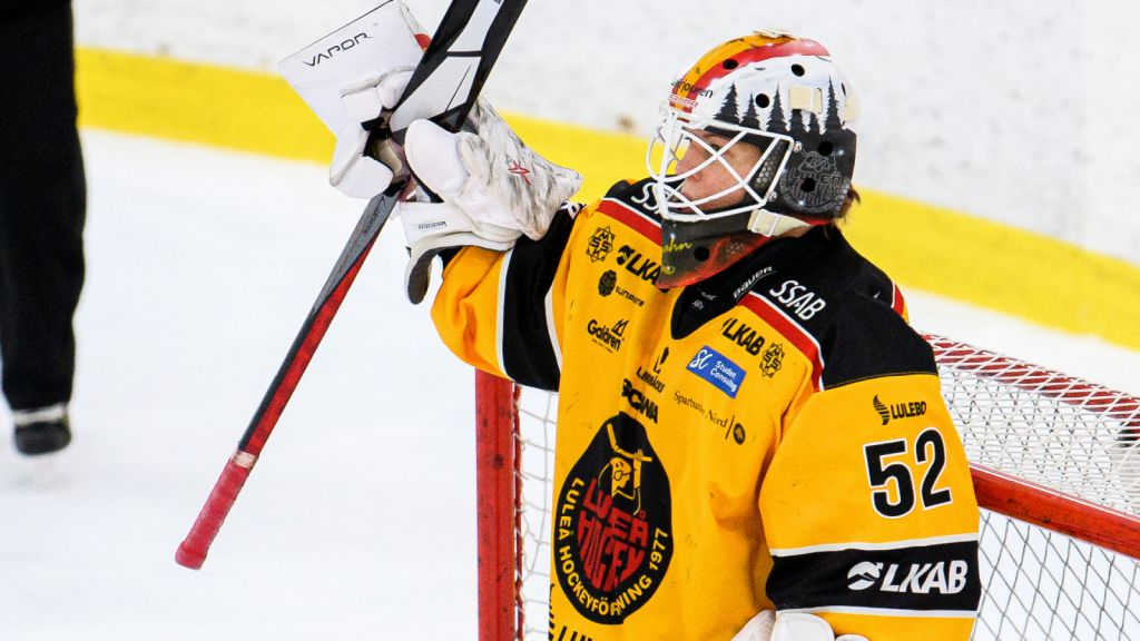 Luleå vann mot AIK i första matchen