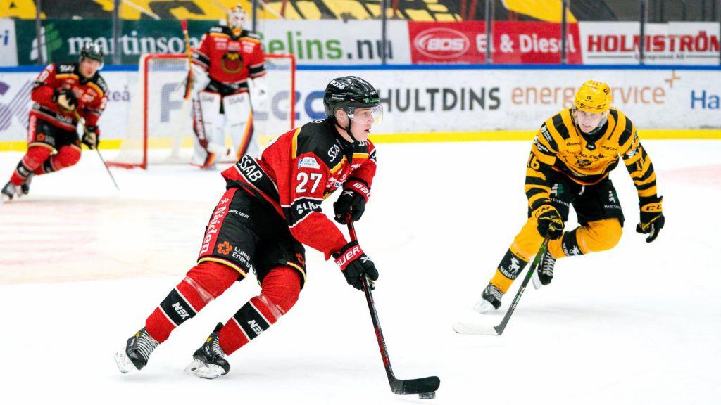 Nils Lundkvist har tidigare bara mött Skellefteå i grundserien.