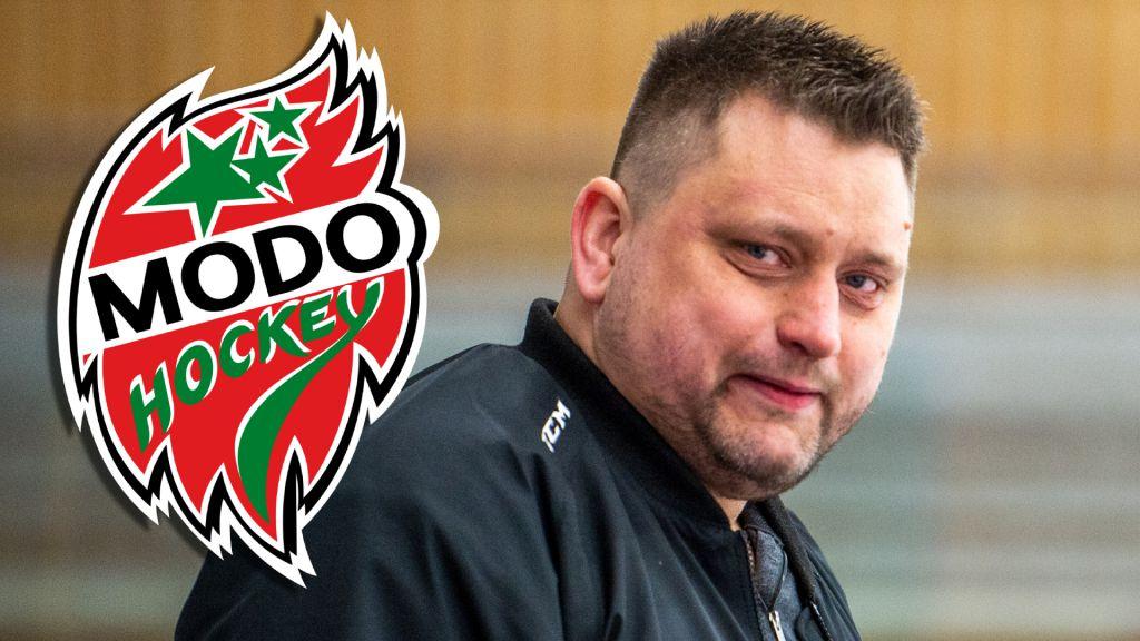 Uppgifter: MODO presenterar tränaren redan på fredag