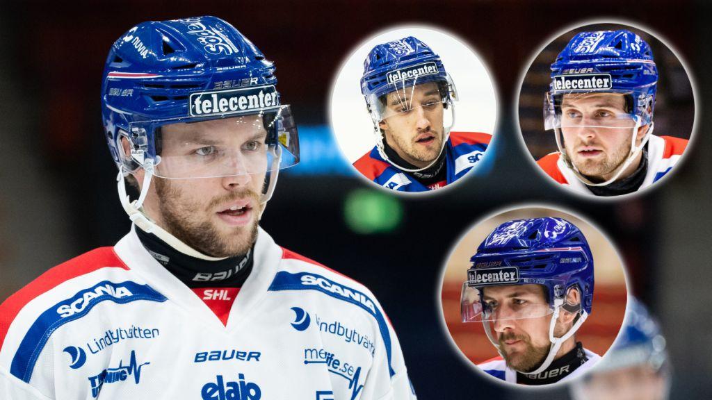 Tolv spelare lämnar IK Oskarshamn