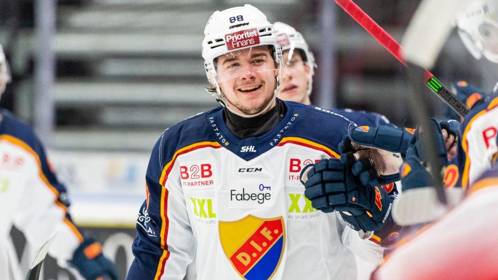 Djurgårdstalangen skriver NHL-kontrakt – åker över direkt