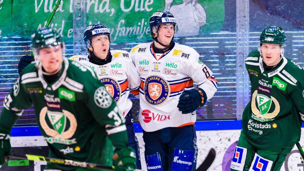 Drömläge för Växjö att avgöra mot Färjestad efter ny seger