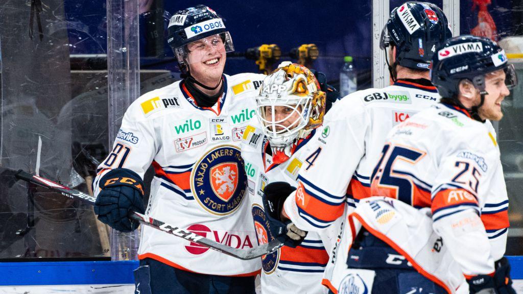 Växjö till semifinal – avgör i femte perioden