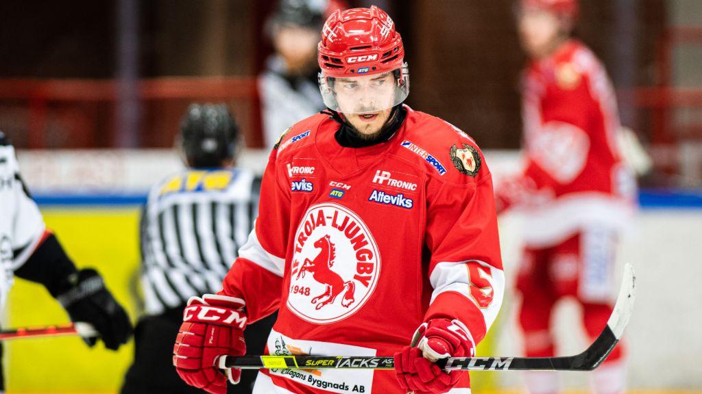 """Kommer bli en viktig pjäs när vi ska etablera oss i Hockeyallsvenskan"""""""