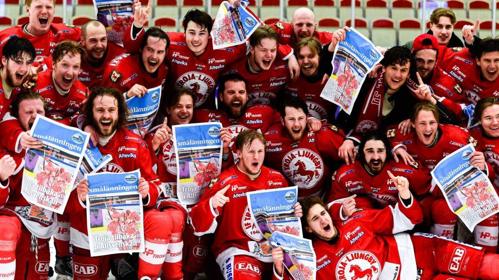 Amerikansk poängforward till HockeyAllsvenskan