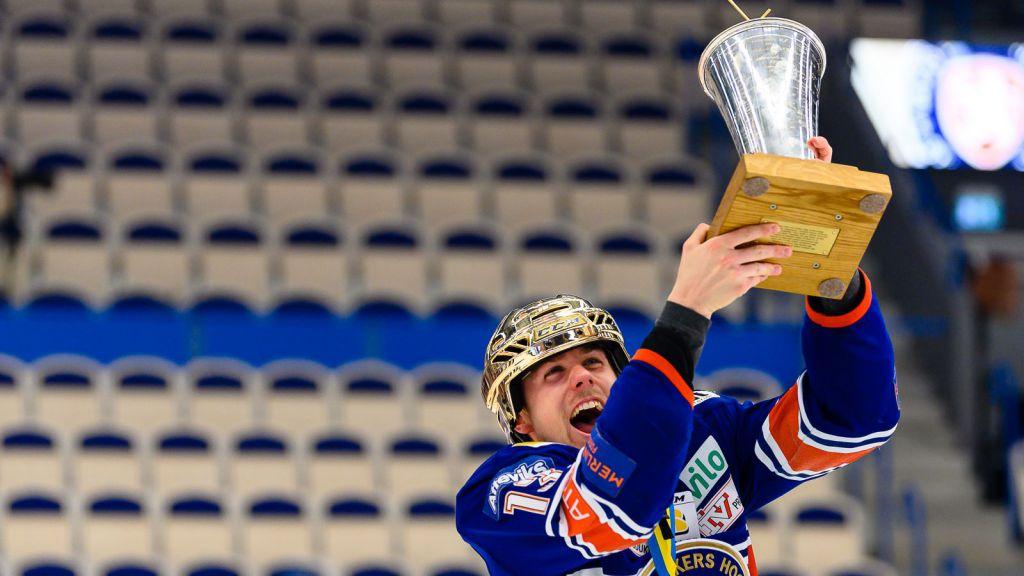 Växjöstjärnan skriver NHL-kontrakt