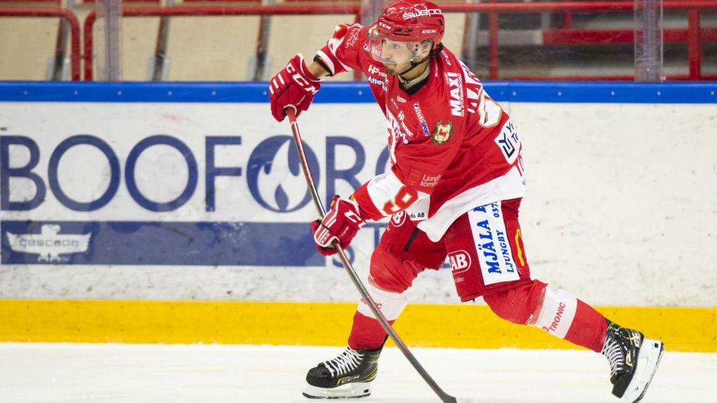 Cameron Brown lämnar Troja/Ljungby