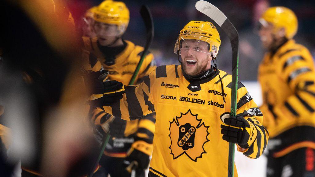 Uppgifter: Oskar Nilsson nära att förlänga med Skellefteå AIK