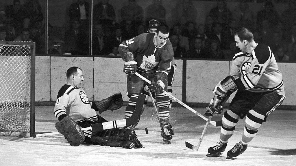 Dave Keon var lagkamrat med Brian Spencer i Toronto Maple Leafs.