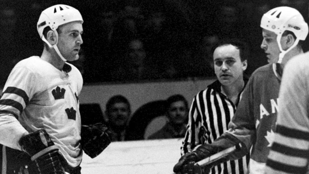 Ulf Sterner hamnade ofta i luven på kanadensare.