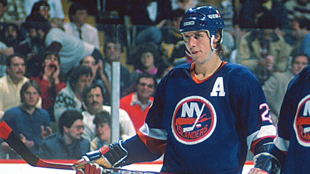 Mike Bossy.