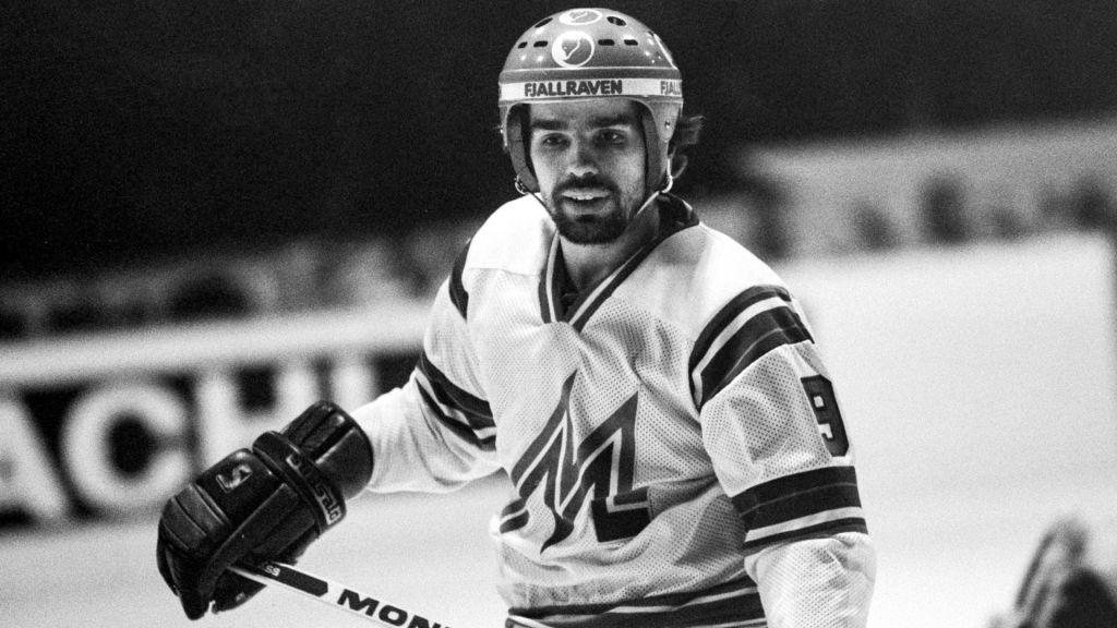 Mikko Leinonen var en av Modos bästa spelare vid SM-guldet 1979.