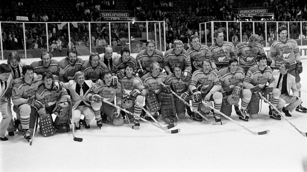1981 blev det guld i JVM - och medalj i A-VM också.