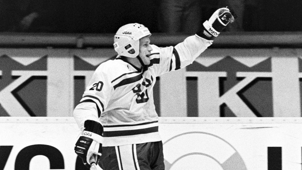 Bosse Berglund var en av Sveriges stjärnspelare vid OS 1988.