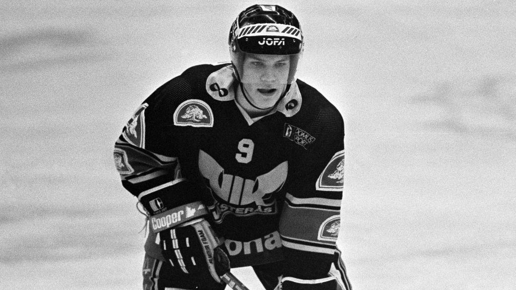 Den här killen blev Janne Erikssons backpartner i VIK.