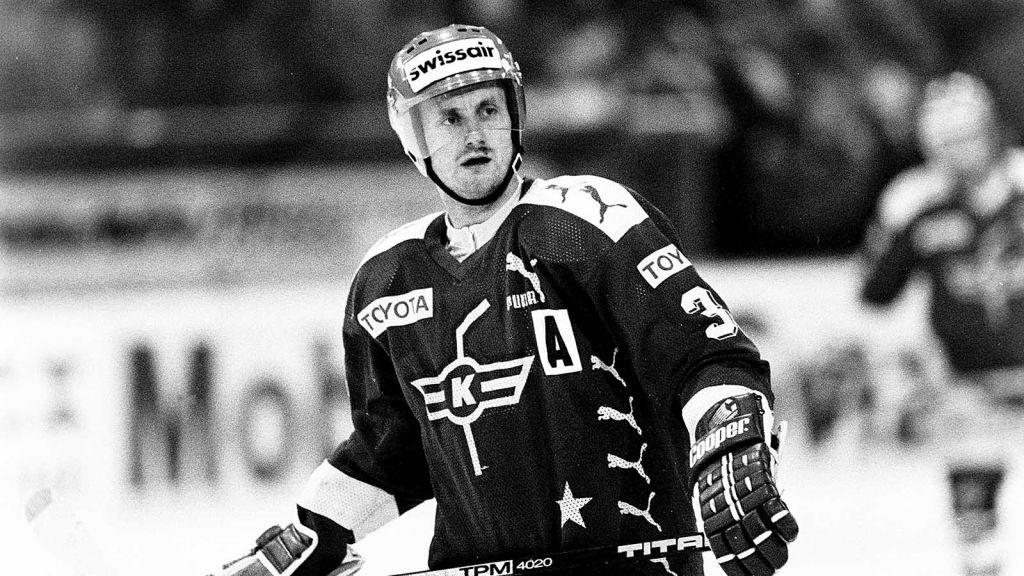 Anders Eldebrink nådde stora framgångar under sina år i Schweiz.