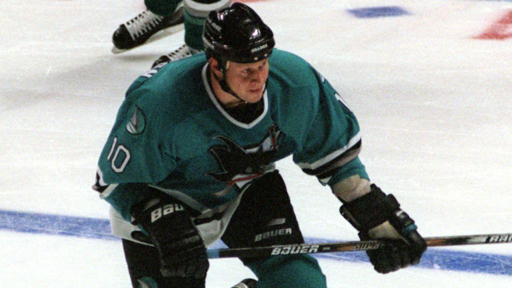Marcus Ragnarsson var en viktig del av Sharks backbesättning under drygt sju säsonger.