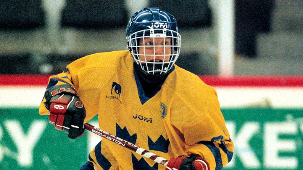 Ylva Martinsen i Damkronorna 1999.