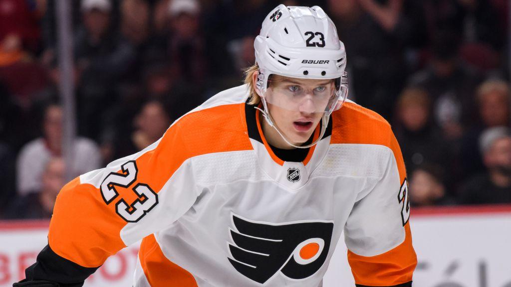 Oskar Lindblom ansluter till Flyers