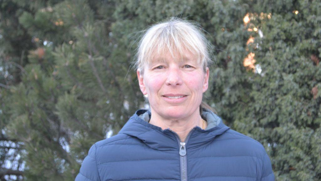 Kristina Bergstrand.