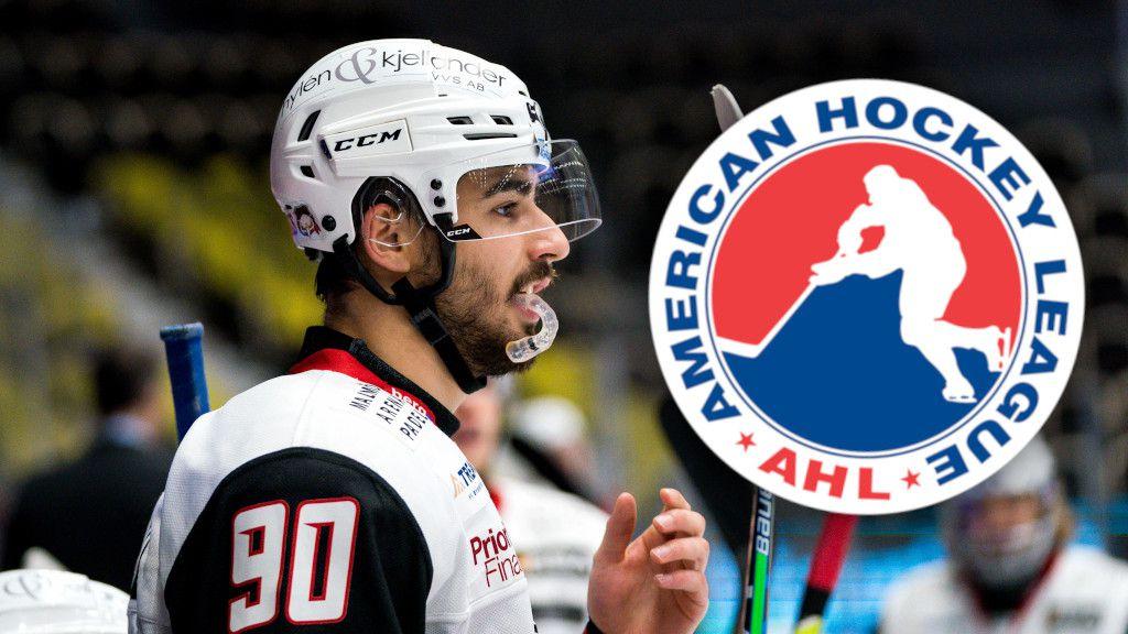 Efter åttondelsuttåget - fortsätter i AHL