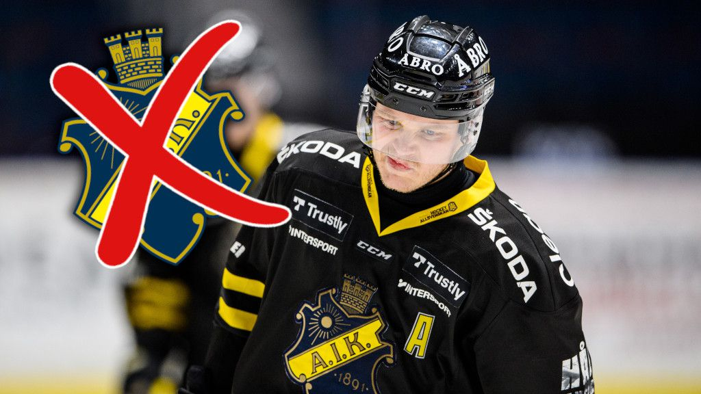 Lämnar AIK – för SHL-spel