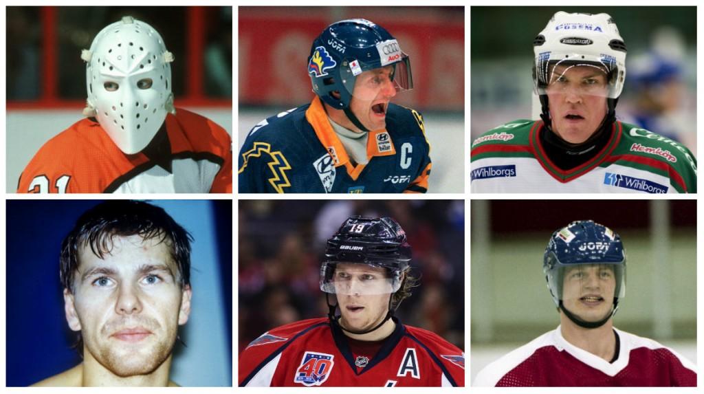 Alla tiders svenska All-Star Team – fjärdefemman