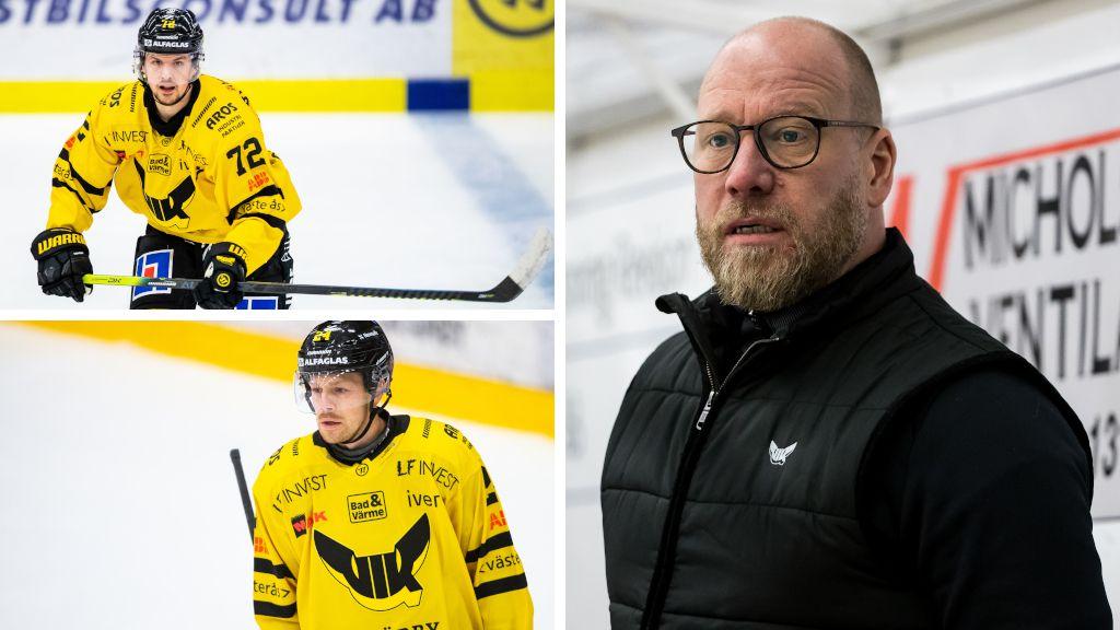 Klart: Nio spelare lämnar Västerås