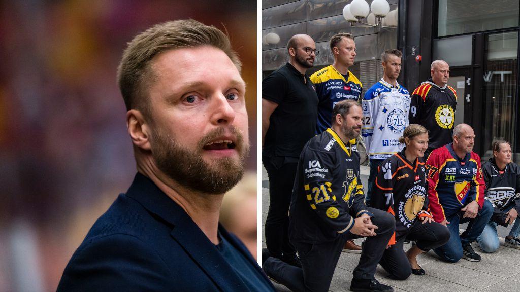 TV: Josefin Bouveng om beslutet att stanna i Brynäs