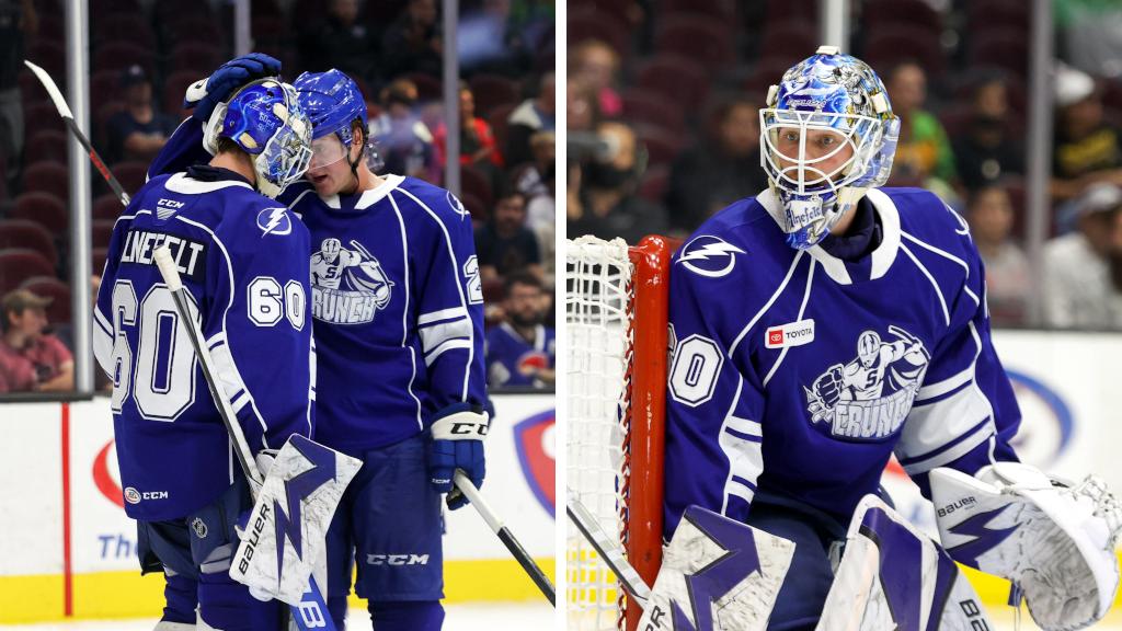 Alnefelt – en vinnare i AHL-debuten