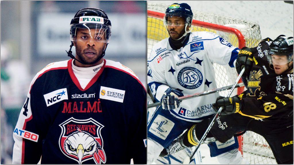 NHL-tuffingen - som blev en kultspelare i allsvenskan