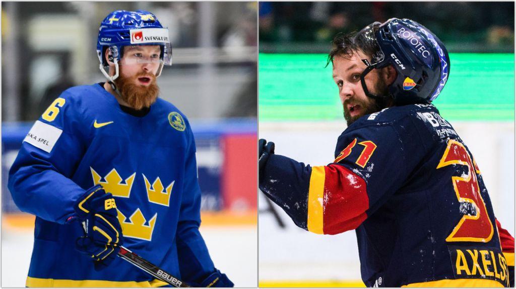 Får vi se Linus Klasen och Dick Axelsson spela ihop?
