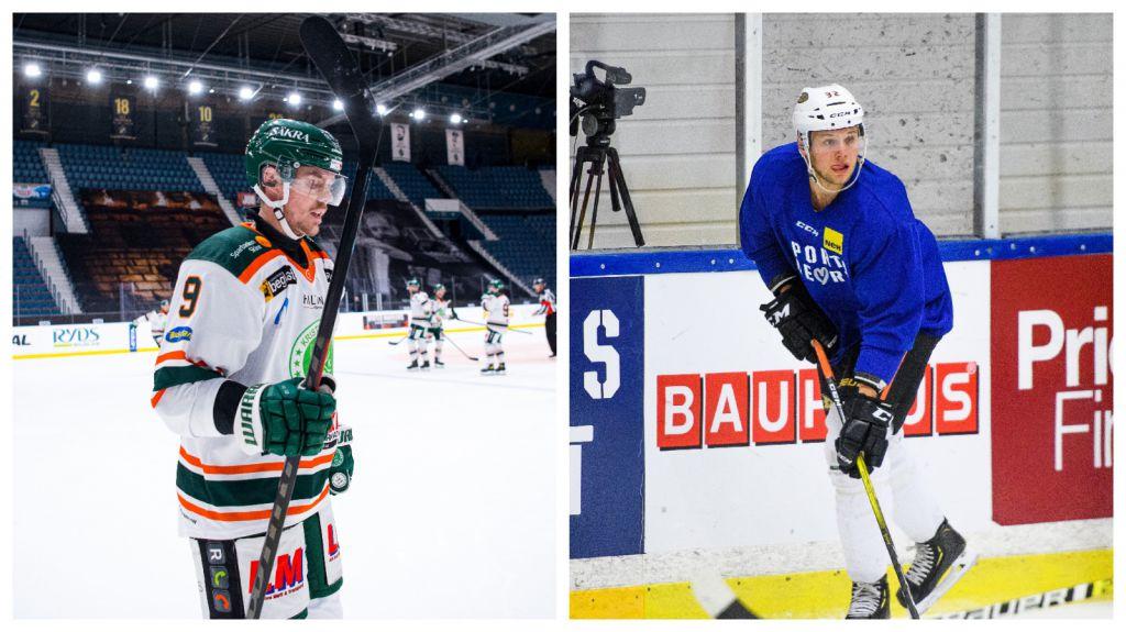 BESKEDET: NHL-lånen lämnar