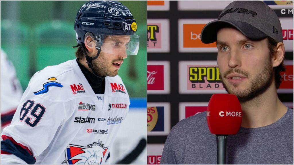 """""""Jag har haft ett par tuffa år - hockeyn har inte alltid varit kul"""""""