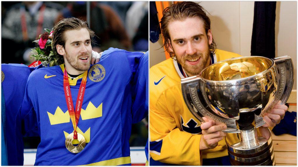Det blev OS-guld och VM-guld samma år.