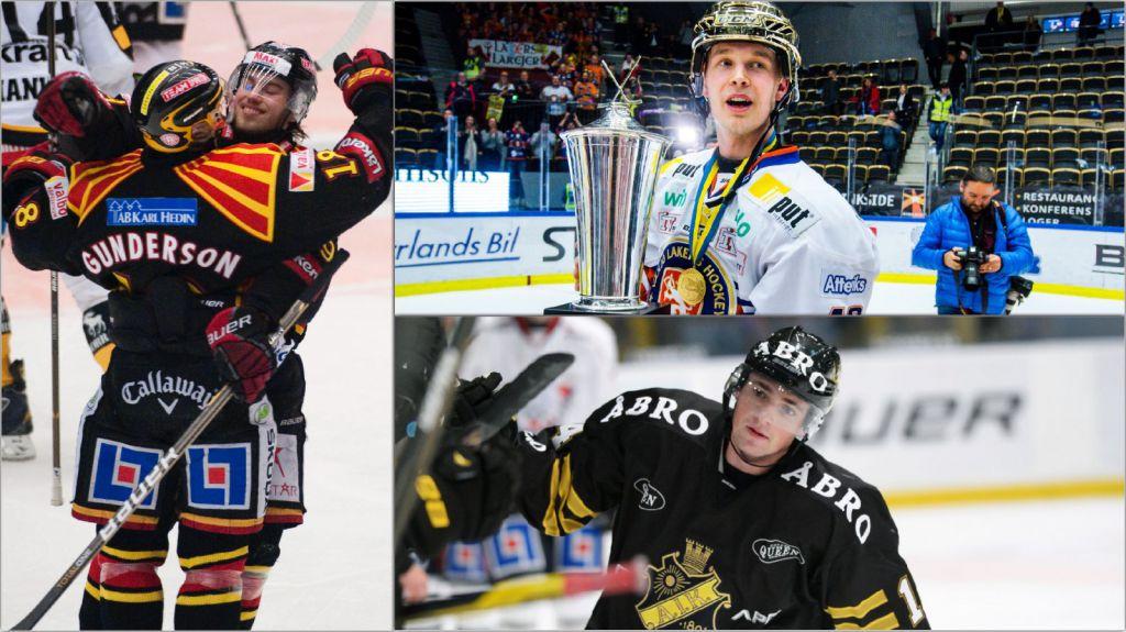 De bästa SHL-värvningarna från allsvenskan - sedan 2010