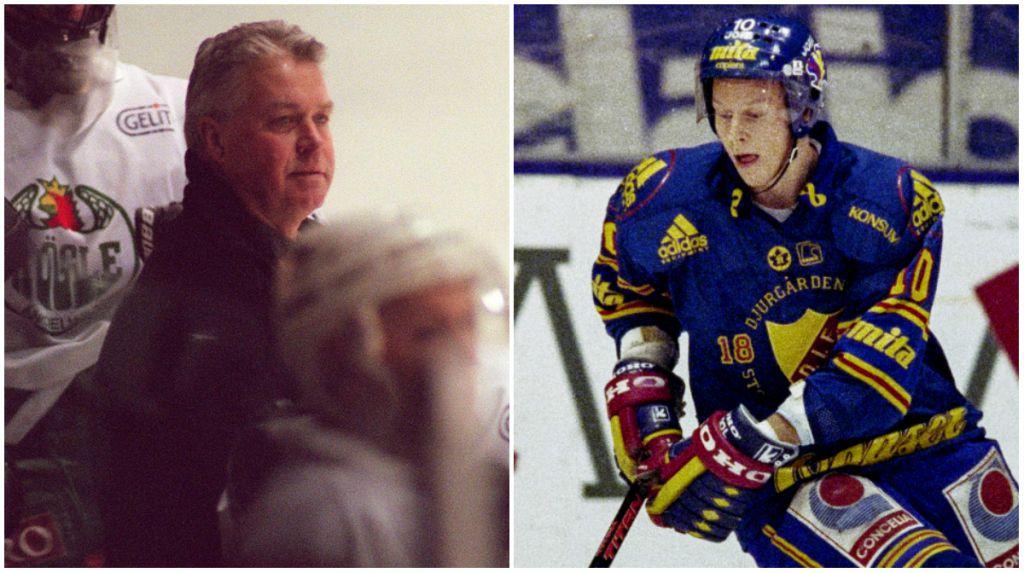 Lars-Fredrik Nyström var viktig för Ragnarsson i inledning av hans karriär.