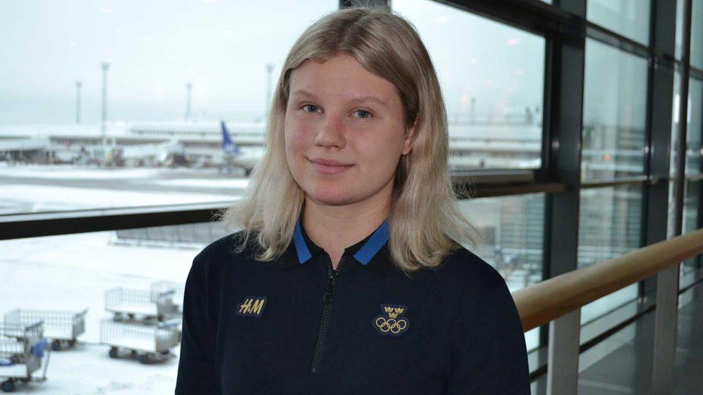 Maja Nylén-Persson.