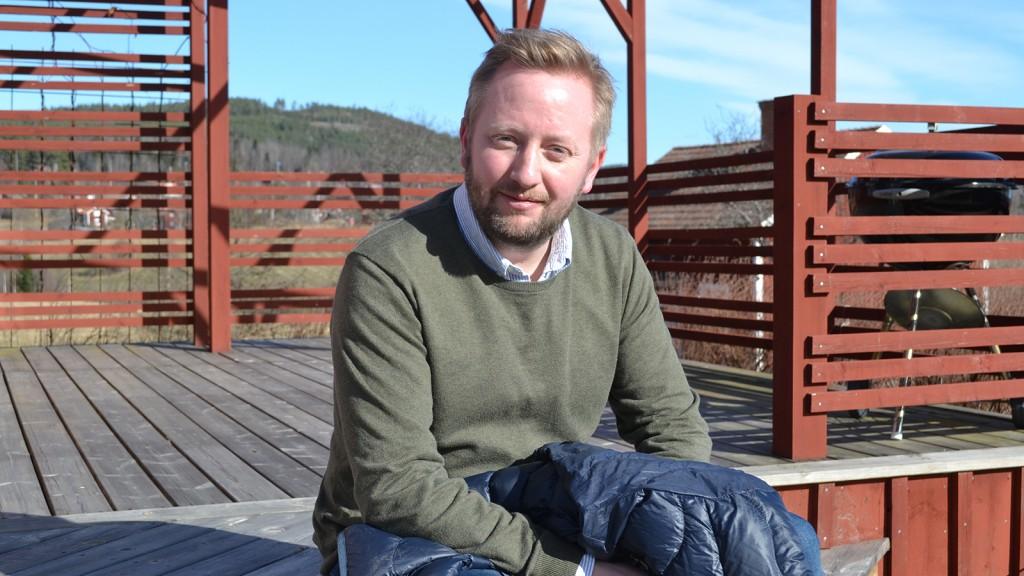 Fredrik Söderström.