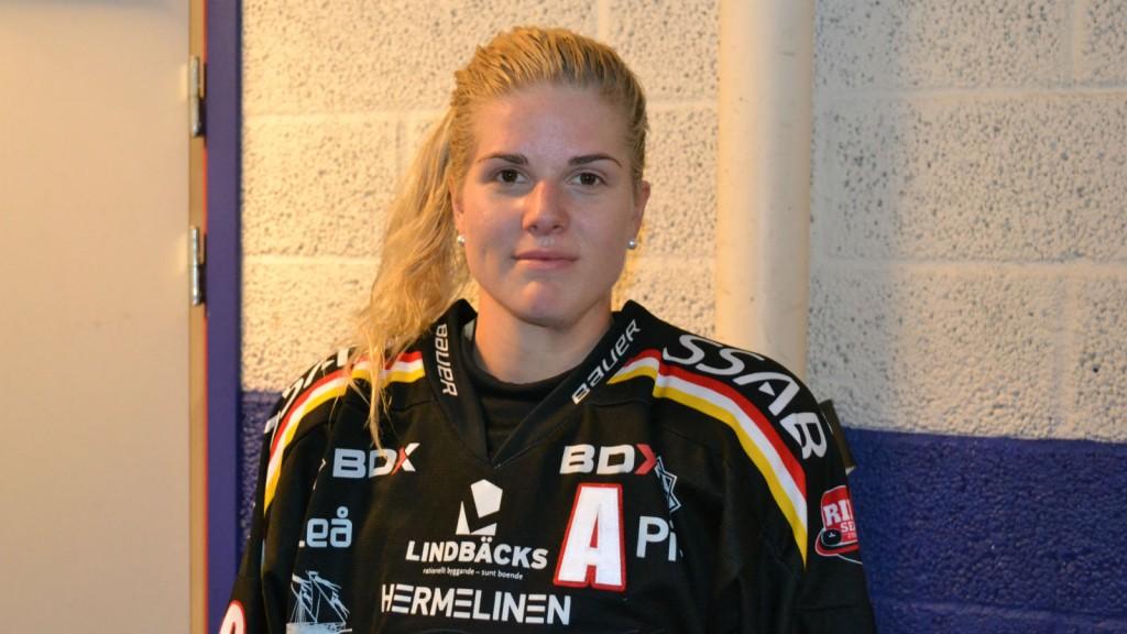 Emma Nordin.