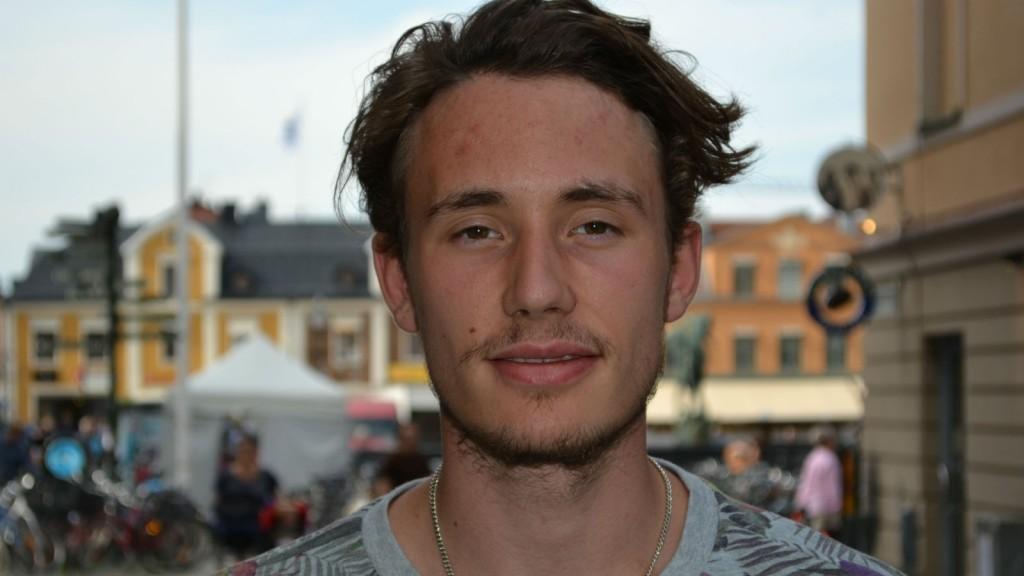 Jacob Johansson.