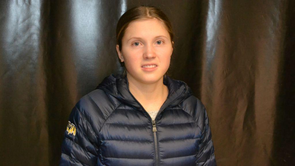 HV-forwarden Felizia Wikner Zienkiewicz är uttagen till Damkronorna för första gången.