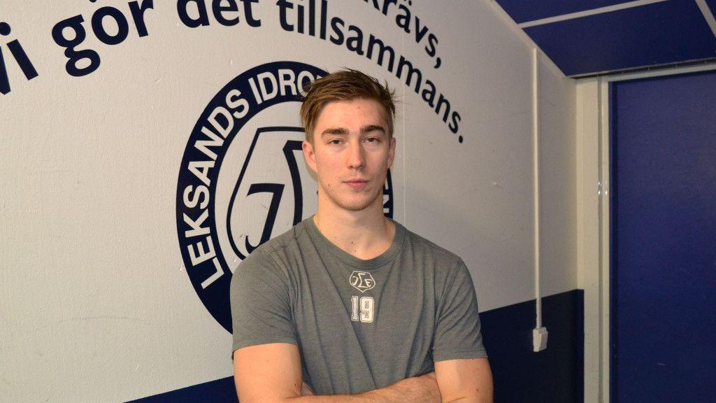 Tobias Forsberg.
