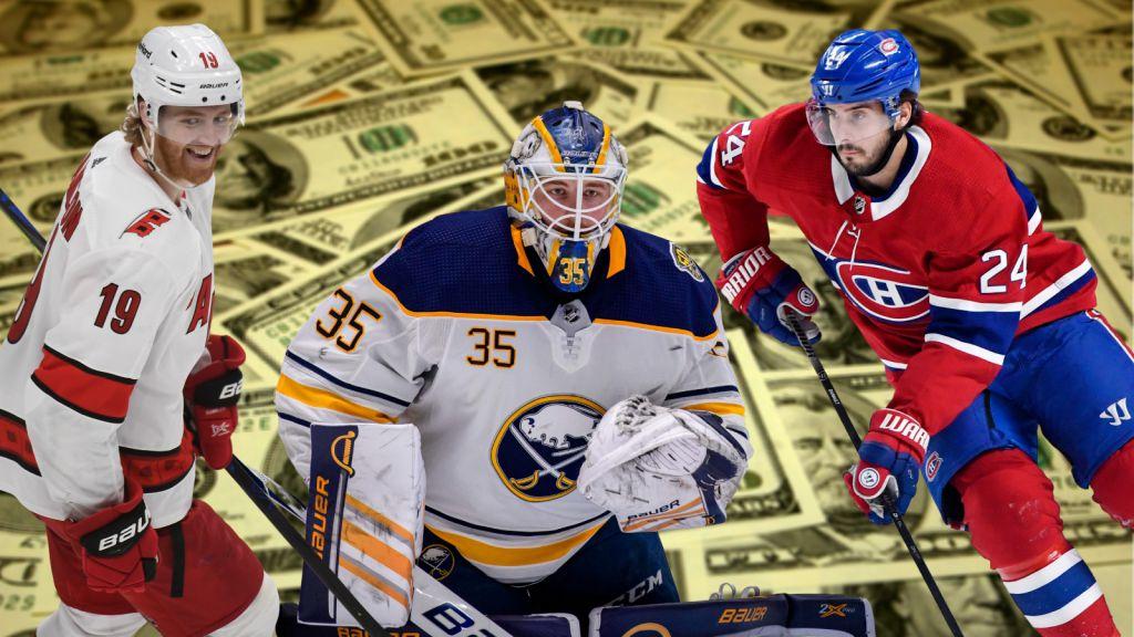 Hektiska timmar när NHL öppnade free agent-marknaden